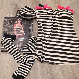 Anita alibi prison girl dress costume